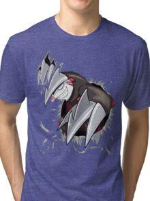 Excadrill Strikes! Tri-blend T-Shirt