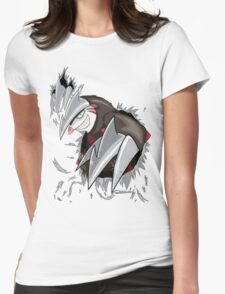 Excadrill Strikes! Womens Fitted T-Shirt