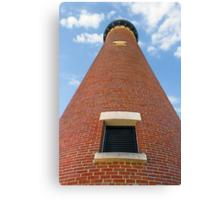 Beneath Little Sable Point Lighthouse Canvas Print