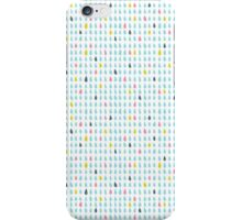 Rain pattern iPhone Case/Skin