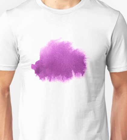 Watercolor design Unisex T-Shirt