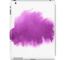 Watercolor design iPad Case/Skin