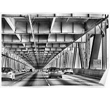 Bay Bridge-San Francisco Poster