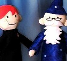 Harry Potter Puppet Pals Sticker