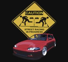 My V-Tec Caution by MGraphics