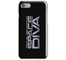 Troubleshooting Space Diva iPhone Case/Skin