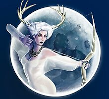 Artemis by Sam Pea