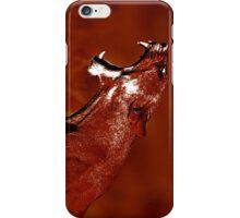 Fierce Scream iPhone Case/Skin