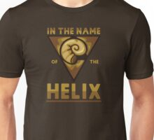 In The Name of the Helix! Unisex T-Shirt