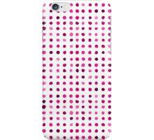 Watercolor pattern design iPhone Case/Skin
