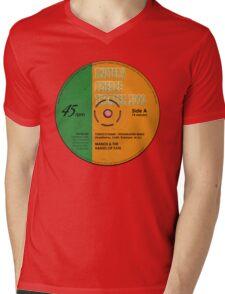 "MST3K -  ""Manos"" record label Mens V-Neck T-Shirt"