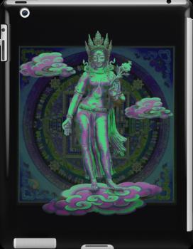 Goddess Tara by svahha