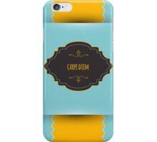 Design template back iPhone Case/Skin