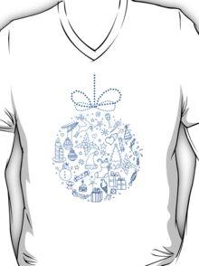 Xmas doodle ball T-Shirt