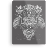 The Beast of Revelations Metal Print