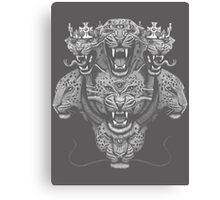 The Beast of Revelations Canvas Print