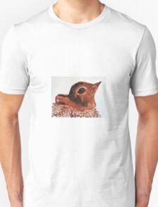 bird on the wire Unisex T-Shirt