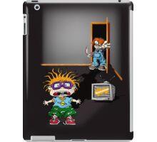 Chucky vs Chuckie iPad Case/Skin
