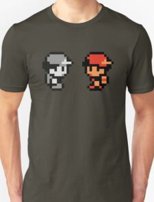 Red & AJDNNW T-Shirt