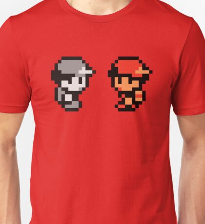 Red & AJDNNW Unisex T-Shirt