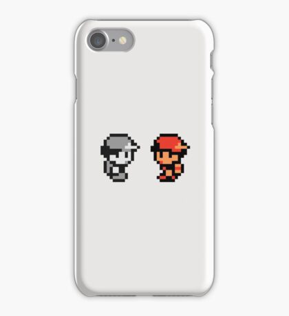 Red & AJDNNW iPhone Case/Skin