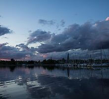 Safe Harbor After the Storm by Georgia Mizuleva