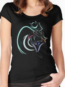 A Green Wind Women's Fitted Scoop T-Shirt