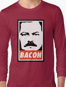 BACON (Colour) Long Sleeve T-Shirt