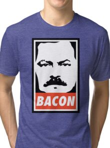 BACON (Colour) Tri-blend T-Shirt