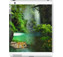 animal love iPad Case/Skin