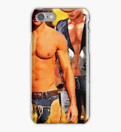 Cowboy Corral iPhone Case/Skin