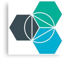 IBM Bluemix Canvas Print