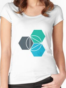 IBM Bluemix Women's Fitted Scoop T-Shirt