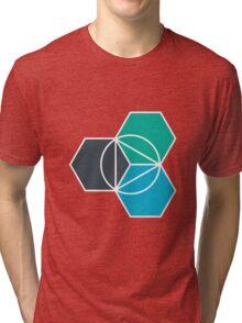 IBM Bluemix Tri-blend T-Shirt