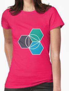 IBM Bluemix Womens Fitted T-Shirt