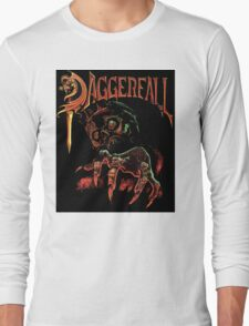 Daggerfall The Elder Scrolls Long Sleeve T-Shirt