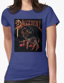 Daggerfall The Elder Scrolls Womens Fitted T-Shirt