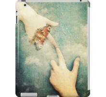 Touch - Michelangelo Style iPad Case/Skin