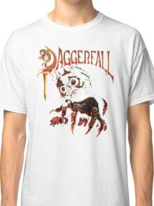 Daggerfall The Elder Scrolls 2.0 Classic T-Shirt