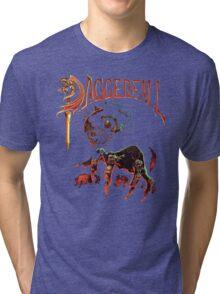 Daggerfall The Elder Scrolls 2.0 Tri-blend T-Shirt