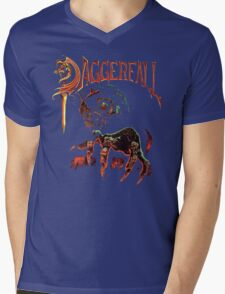 Daggerfall The Elder Scrolls 2.0 Mens V-Neck T-Shirt