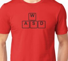 PC Gamer's WASD Tee Unisex T-Shirt