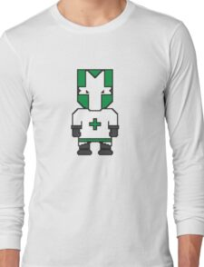 Green Knight Long Sleeve T-Shirt