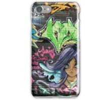 Montreal Street Art iPhone Case/Skin