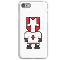 Red Knight iPhone Case/Skin