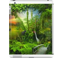 Pure nature iPad Case/Skin