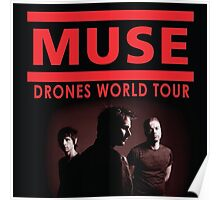 drone world tour 2016 Poster