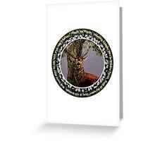 Wildwood: Hart Greeting Card