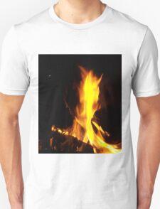 Burning Determination T-Shirt