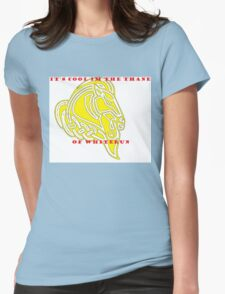 thane of whiterun Womens Fitted T-Shirt
